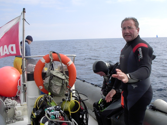 Guides haven diving - Tech dive arenzano ...